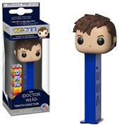 Doctor Who Tenth Doctor Pop! Pez
