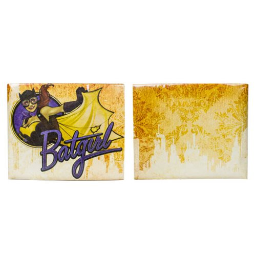 DC Comics Bombshells Batgirl Mighty Wallet - Previews Exclusive
