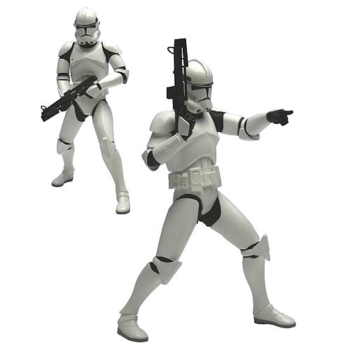 Star Wars Clone Trooper ArtFX Statue 2-Pack