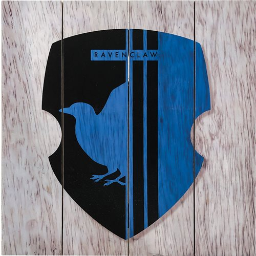 Harry Potter Ravenclaw Wooden Sign