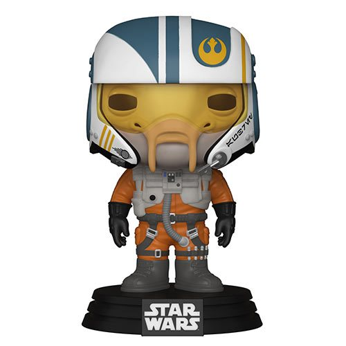 Star Wars: The Last Jedi C'ai Threnalli Pop! Vinyl Bobble Head