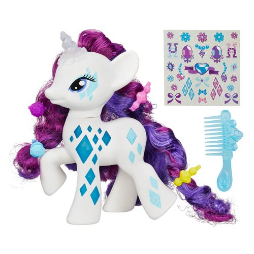 My Little Pony Cutie Mark Magic Ultimate Pony Rarity, Not Mint