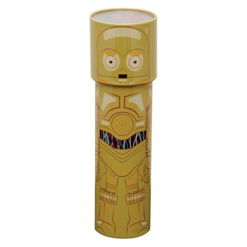 Star Wars: The Force Awakens C-3PO Tin Kaleidoscope