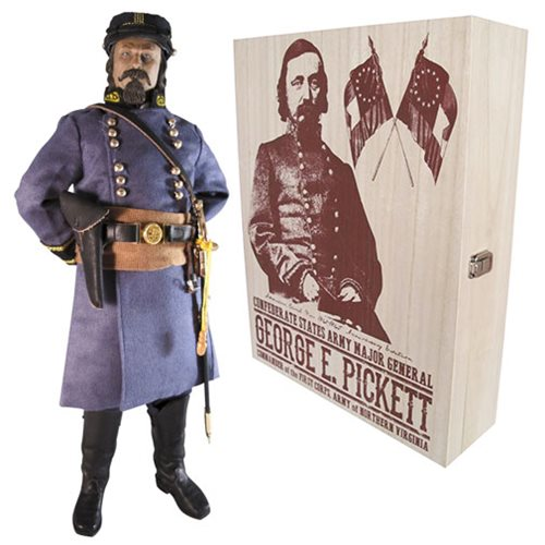 General George E. Pickett 1:6 Scale Action Figure