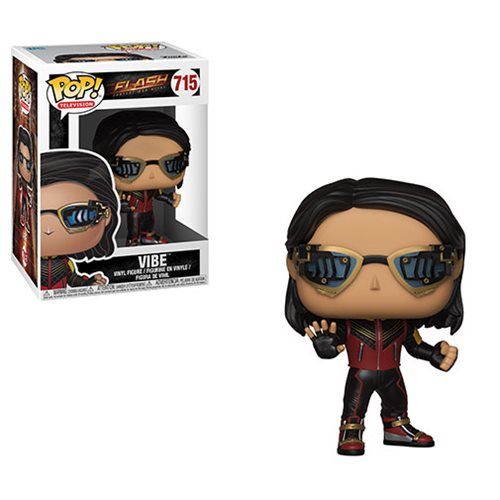 The Flash Vibe Pop! Vinyl Figure #715