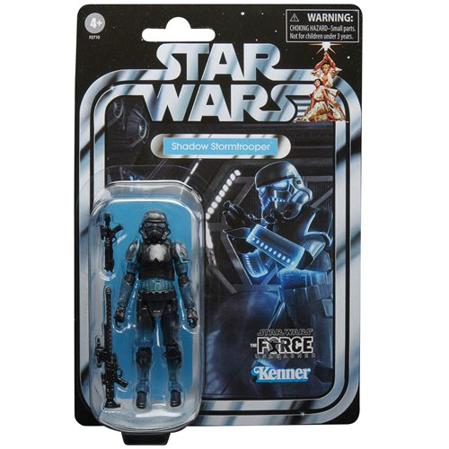 Star Wars The Vintage Collection Gaming Greats Shadow Stormtrooper 3 3/4-Inch Action Figure