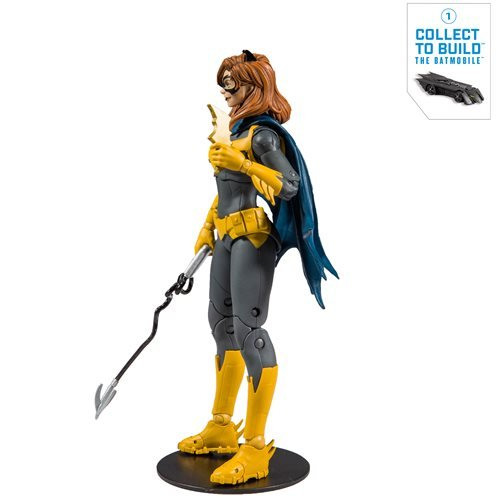 DC Collector Wave 1 Batgirl Art of the Crime 7-Inch Action Figure