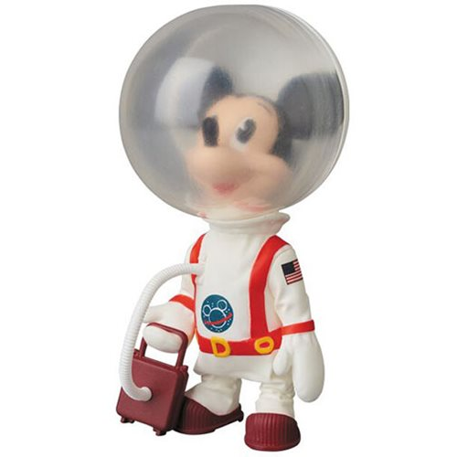Disney Astronaut Mickey Mouse Vintage Toy Version UDF Mini-Figure