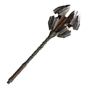 The Hobbit Mace of Azog the Defiler Prop Replica