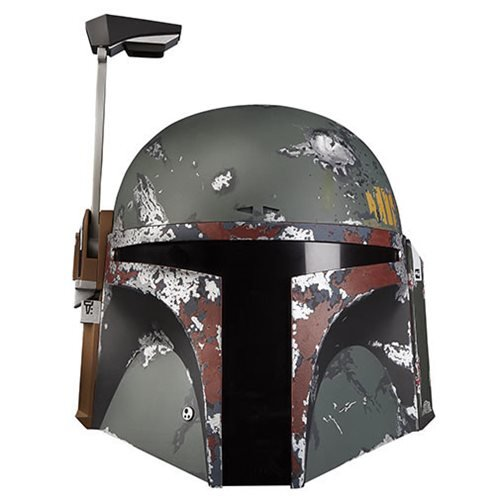 Star Wars The Black Series Boba Fett Helmet Prop Replica