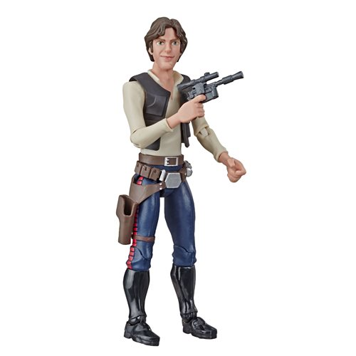 Star Wars Galaxy of Adventures 5-Inch Action Figures Wave 4
