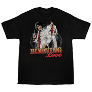 Elvis Presley Burning Love T-Shirt