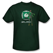 Green Lantern Movie Salaak Logo T-Shirt
