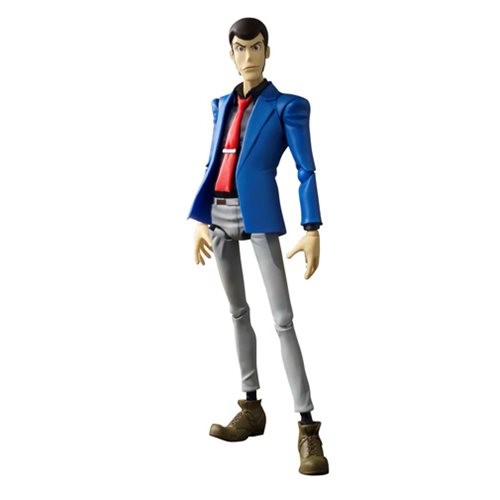 Lupin the 3rd SH Figuarts Action Figure