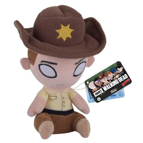 Walking Dead Rick Grimes Mopeez Plush