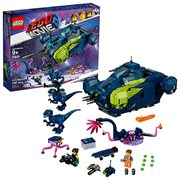 LEGO 70835 The LEGO Movie 2: The Second Part Rex's Rexplorer!