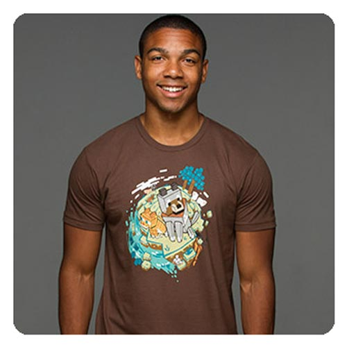 Minecraft Owner of the Sphere Premium T-Shirt
