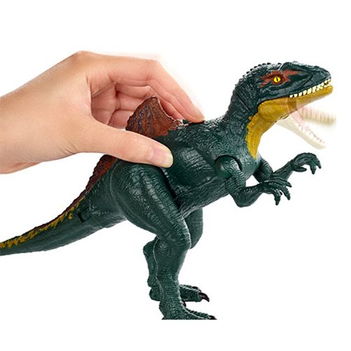 Jurassic World Dual Attack Action Figure Case