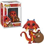 Mulan Mushu with Gong Pop! Vinyl Figure