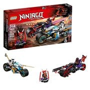 LEGO Ninjago TV Series 70639 Street Race of Snake Jaguar