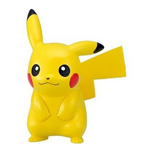 Pokemon Monster Collection M-052 Pikachu Mini-Figure