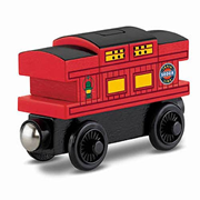 Thomas the Tank Engine Musical Caboose Wooden Railway Engine
