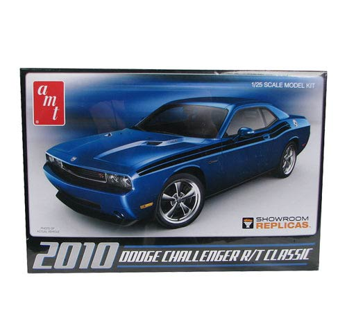 Dodge Challenger 2010 Classic Model Kit