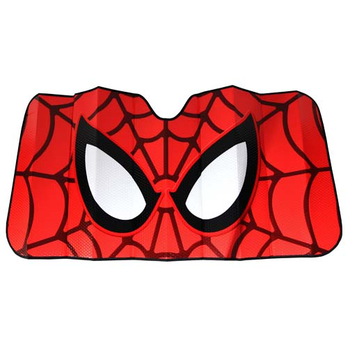 Spider-Man Accordion Sunshade