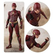 Justice League Flash SH Figuarts Action Figure P-Bandai Tamashii Exclusive