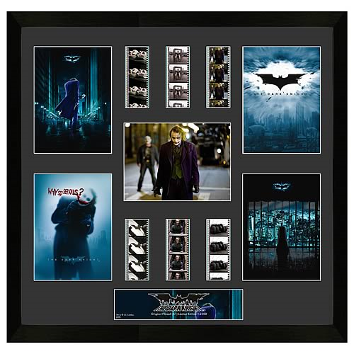 Batman The Dark Knight Series 1 Montage Film Cell