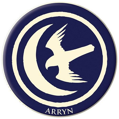 Game of Thrones House of Arryn Embroidered Patch