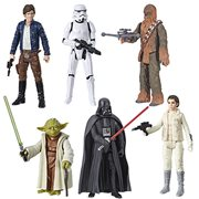 Star Wars Galaxy of Adventure Action Figures Wave 2 Set