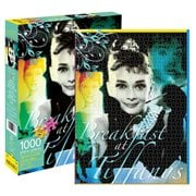 Breakfast at Tiffany's 1,000-Piece Puzzle