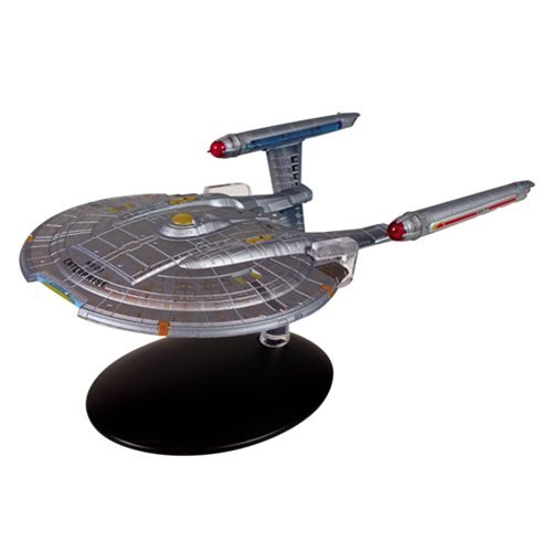 Star Trek Starships Special S.S. Enterprise NX-01 Refit Die-Cast Metal Vehicle with Collector Magazine