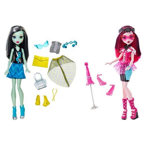 Monster high fashion dolls 42