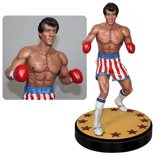 Rocky Rocky Balboa 14 Scale Statue Entertainment Earth