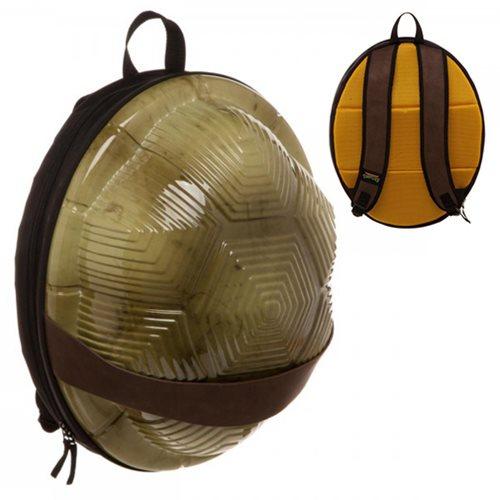 Teenage Mutant Ninja Turtles Molded Shell Backpack - Entertainment ... d8d741a288223