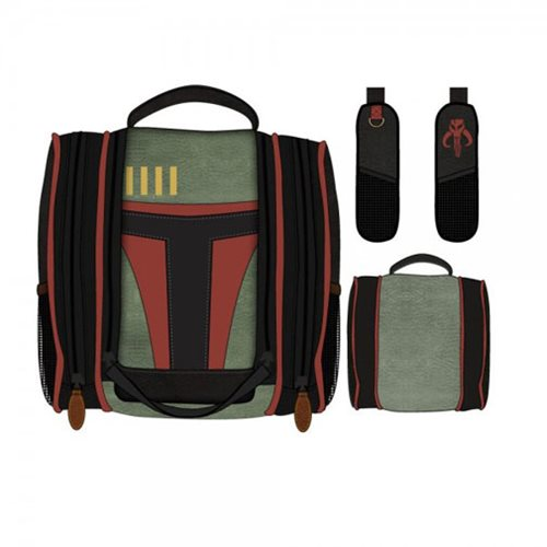 Star Wars Boba Fett Dopp Kit