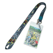 Assassination Classroom Lanyard Key Chain