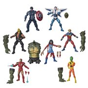 Avengers Video Game Marvel Legends 6-Inch Action Figures Wave 1 Case