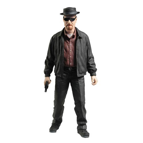 Breaking Bad Walt as Heisenberg 6-Inch Action Figure