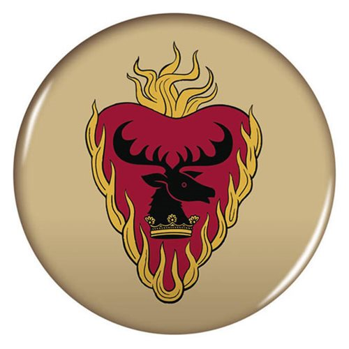 Game of Thrones 2 1/4-Inch House Stannis-Baratheon Magnet