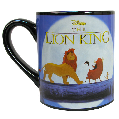 The Lion King Moonlight 14 oz. Ceramic Mug