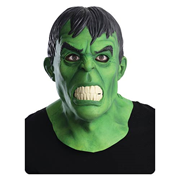 The Incredible Hulk Deluxe Adult Latex Mask