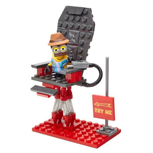 Mega Bloks Despicable Me Chair-O-Matic Playset, Not Mint