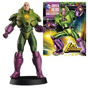 DC Superhero Lex Luthor Best Of Figure with Collector Magazine #20